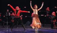 В Махачкале прошёл концерт грузинского ансамбля