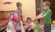 На Первом канале вышел сюжет о женщине из Дагестана, взявшей под опеку 8 детей с ограниченными возможностями