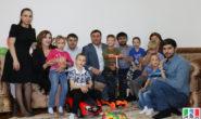 В Дагестане опекун шестерых детей-инвалидов приютит еще двоих сирот