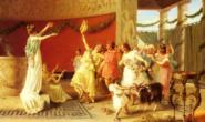 Правовой статус женщины Древнего Рима