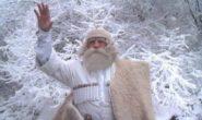 ДедМороз впапахе иссаблей. Какотмечают Новый годнаСеверном Кавказе