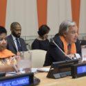 Каждая третья женщина в мире сталкивается с насилием — ООН