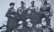 Участие женщин-дагестанок в Сталининградской битве.