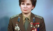 Валентина Терешкова — первая женщина-космонавт в мире!