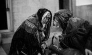 Женщина-горянка в период Кавказской войны.