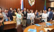 В Махачкале поговорили о гендерной политике и не только…