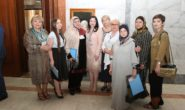 «Женское лицо Кавказа: жизнь и карьера в мире мужчин».