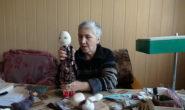 Авторские куклы в Таджикистане от осетинки Аззы
