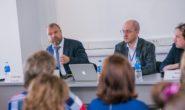 Исполнительный директор Фонда президентских грантов встретился с руководителями НКО Санкт-Петербурга и Ленинградской области