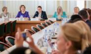 В Государственной Думе обсудили развитие женского предпринимательства.