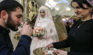 Никаких «Горько!»: как устроена чеченская свадьба?