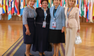 В рамках Евразийского Женского Форума состоялась дискуссия об активном долголетии и медицинских инновациях