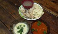 Древнейшие блюда дагестанской кухни: Хинкал