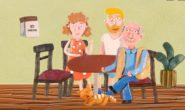 Ярославские психологи создали серию пластилиновых семейных мультфильмов